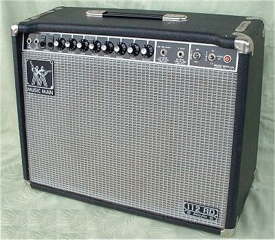 Music Man 1x12 amp