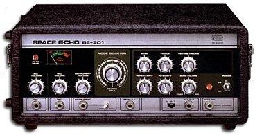 Brians tape echo