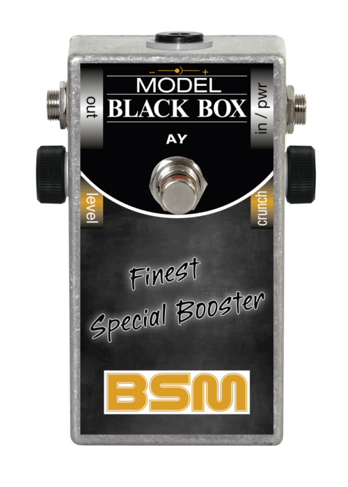 Booster Image: Black Box Booster