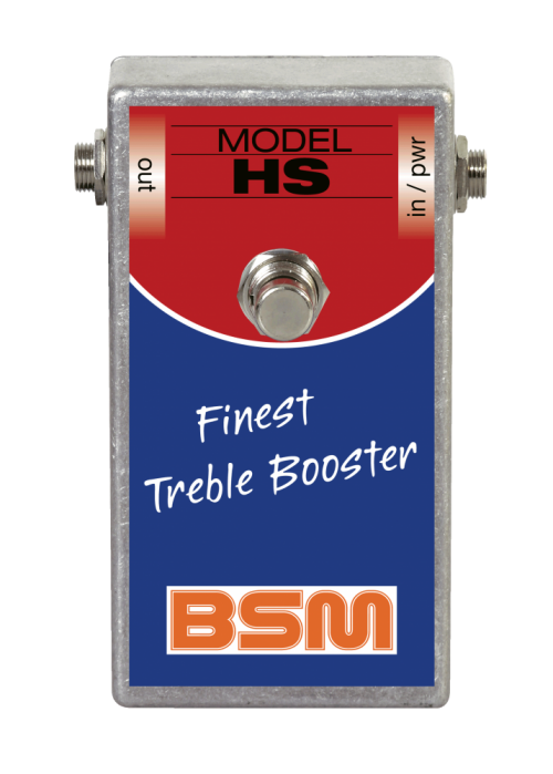 Booster Image: HS Treble Booster