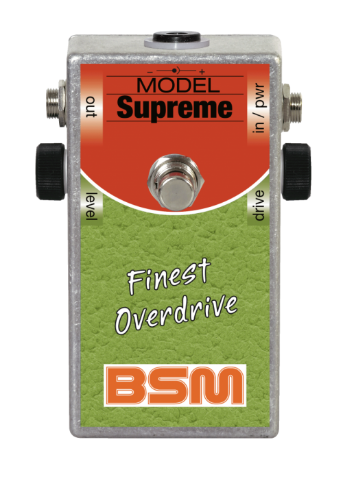 Booster Image: SUPREME special overdrive